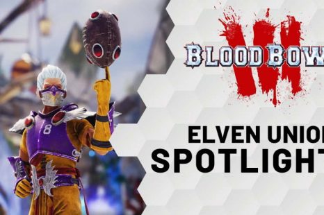Blood Bowl 3 Elven Union Team Trailer Released