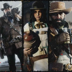 Double Rewards on Role Free Roam Events This Week in Red Dead Online