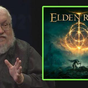 George RR Martin Talks Elden Ring in New Interview