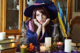 Cosplay Wednesday – Little Witch Academia's Akko