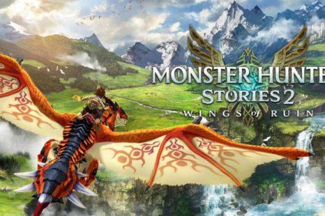 Monster Hunter Stories 2 Opening Cinematic Released