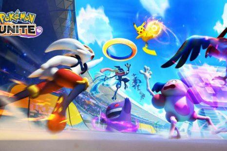 Pokémon Unite Launching This July