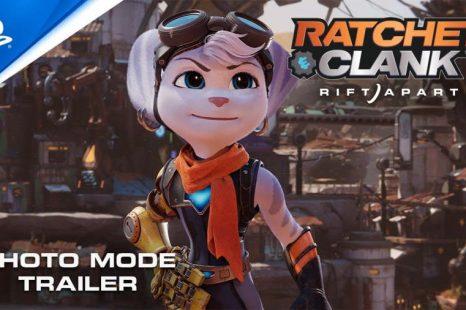 Ratchet & Clank: Rift Apart Photo Mode Trailer Released