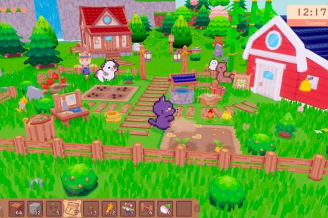 Cat Farming-Sim Snacko Coming to Nintendo Switch