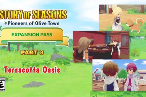 Story of Seasons: Pioneers of Olive Town Expansion Pack Now Available