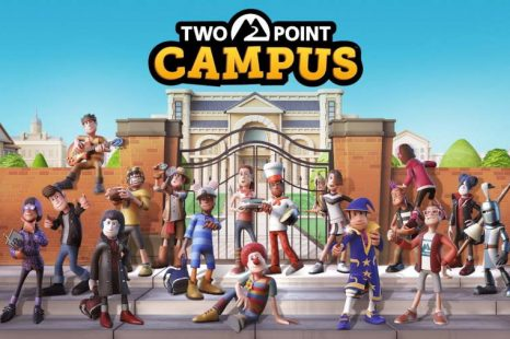 Two Point Campus Coming 2022