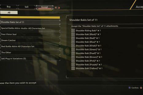 Where To Find DLC Items In Scarlet Nexus