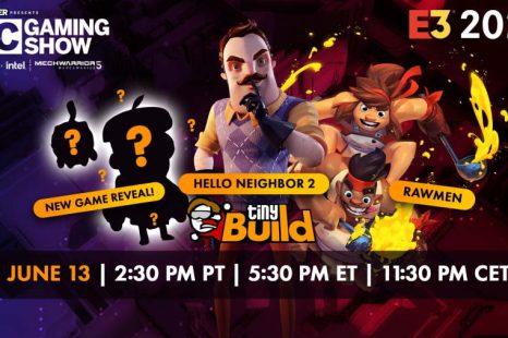 The Biggest E3 2021 tinyBuild Announcements