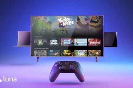 Amazon Luna August 2021 Games Unveiled