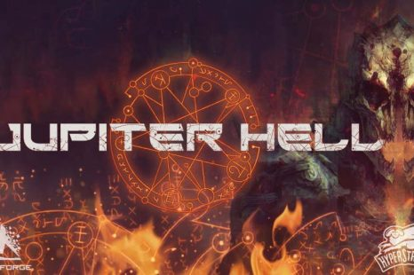 Jupiter Hell Now Available