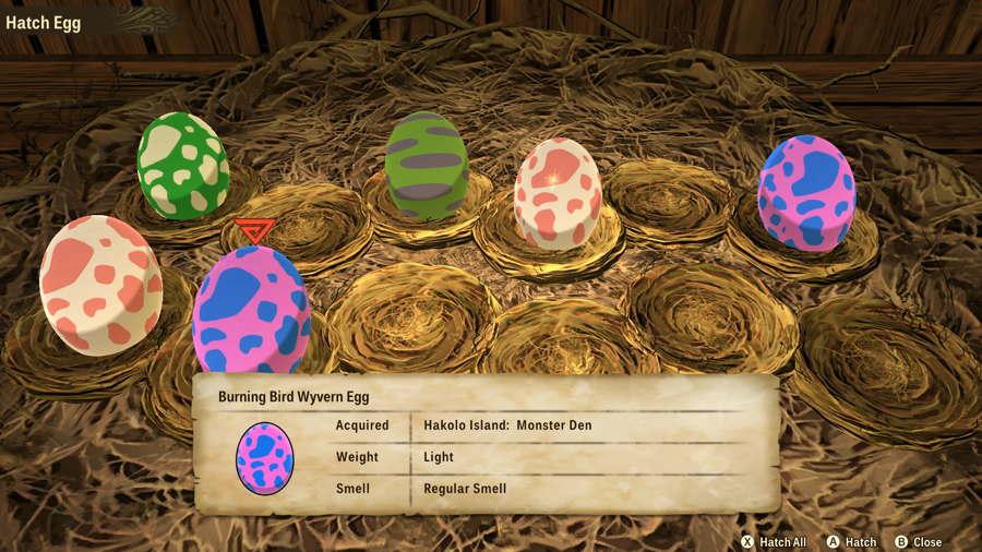 Monster Hunter Egg 2