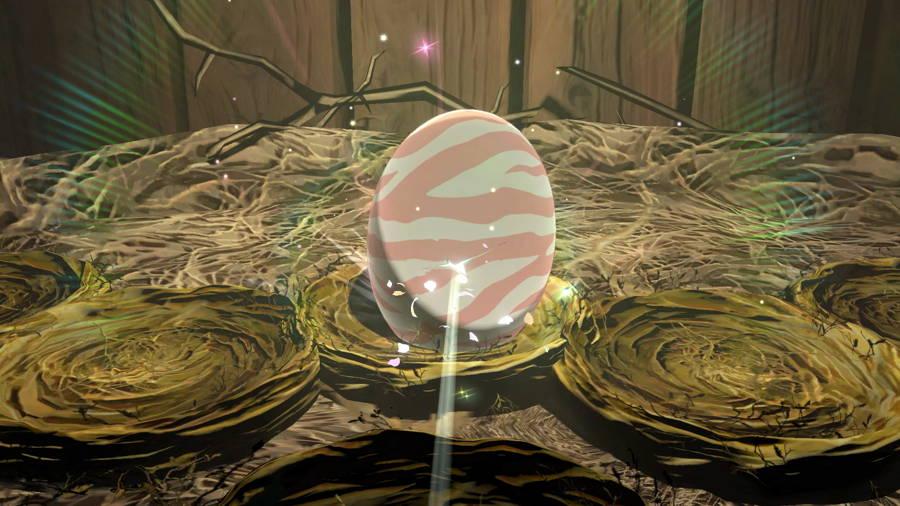 Monster Hunter Egg 6