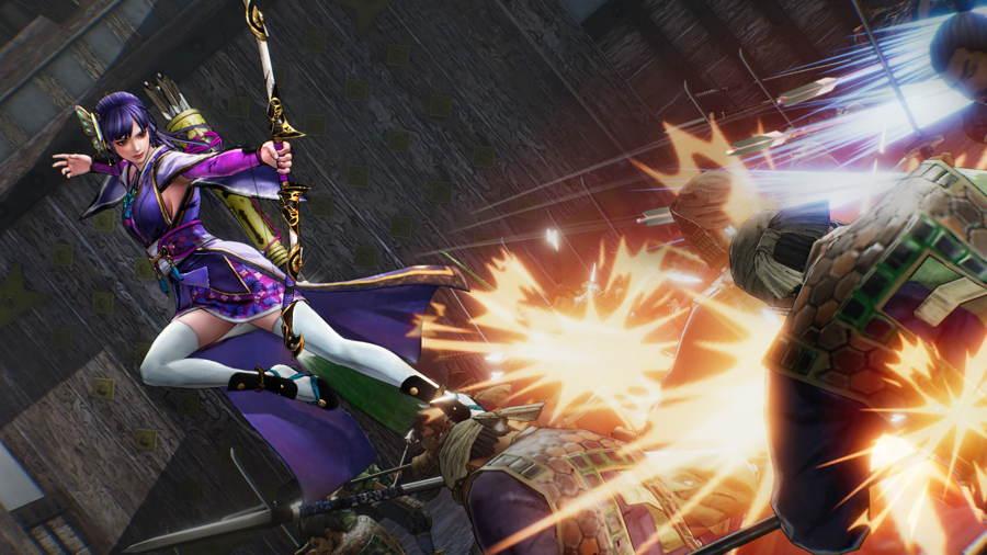 Samurai Warriors 5 game review