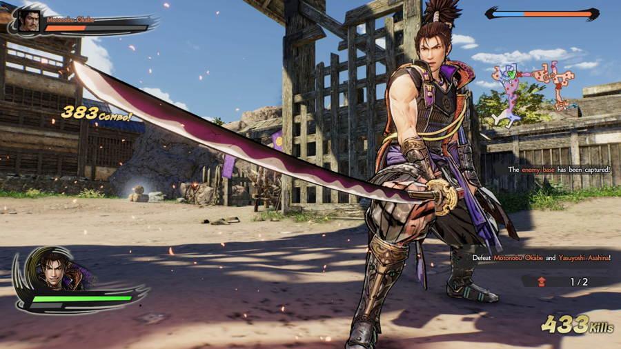 Samurai Warriors honest game review