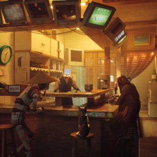 Stray Gameplay Walkthrough Released