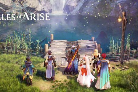 Tales of Arise Spirit of Adventure Trailer Released
