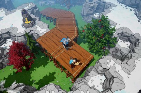 Tribes of Midgard Launch Trailer Released