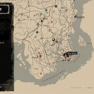 Where To Start Blood Money DLC In Red Dead Online