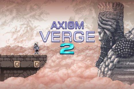 Axiom Verge 2 Breach Gameplay Trailer Released