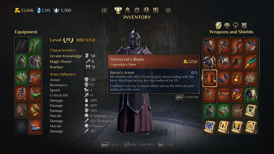Bandit's Armor