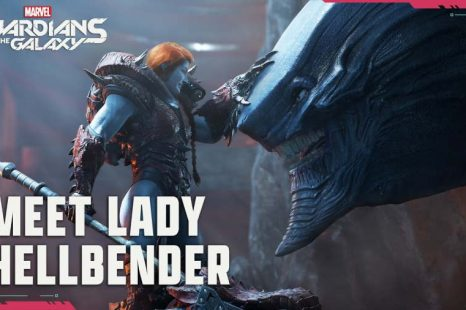 Marvel's Guardians of the Galaxy Lady Hellbender Cinematic Released