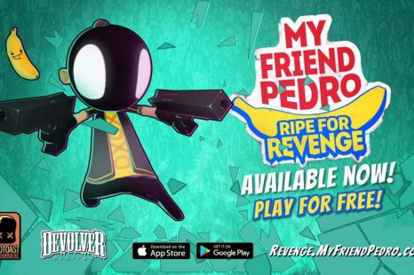 My Friend Pedro: Ripe for Revenge Now Available