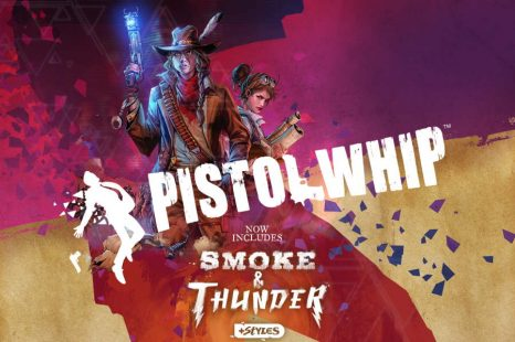 Pistol Whip's Smoke and Thunder Cinematic Campaign Coming August 12