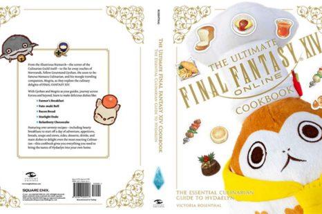 Final Fantasy XIV Cookbook Coming November 9