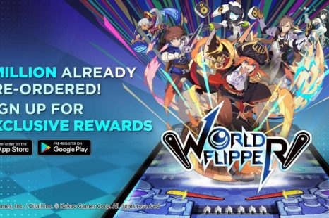 World Flipper Surpasses 1 Million Pre-Registrations