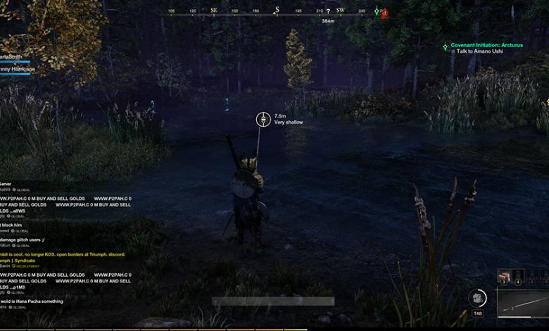 Where To Catch Tadpoles In New World