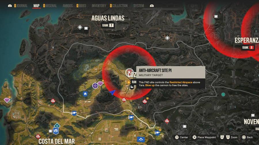 AA gun 5 Far Cry 6