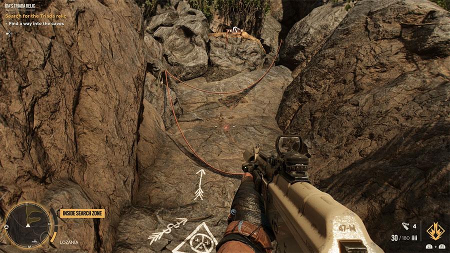 Far Cry 6 Ida's Triada Relic Treasure Hunt Guide