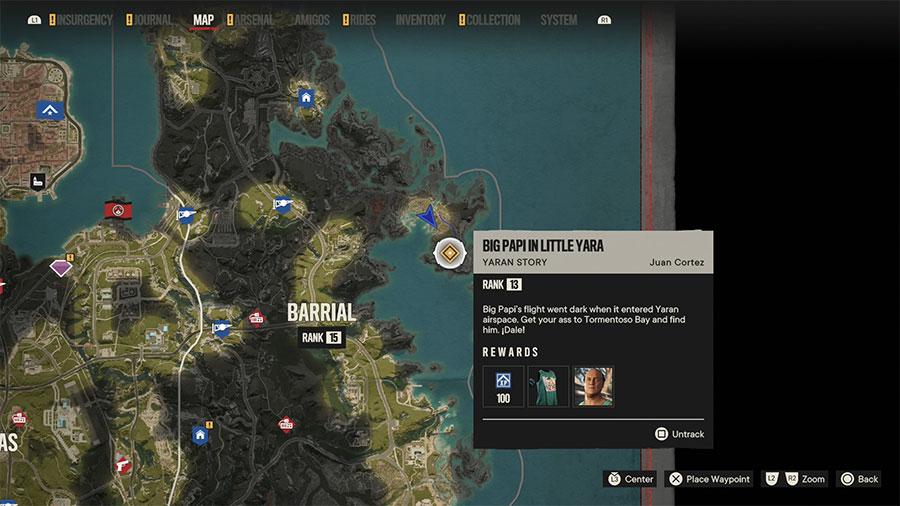 Far Cry 6 Leader Big Papi