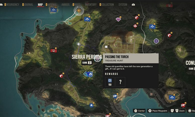 Far Cry 6 Passing The Torch Treasure Hunt Guide