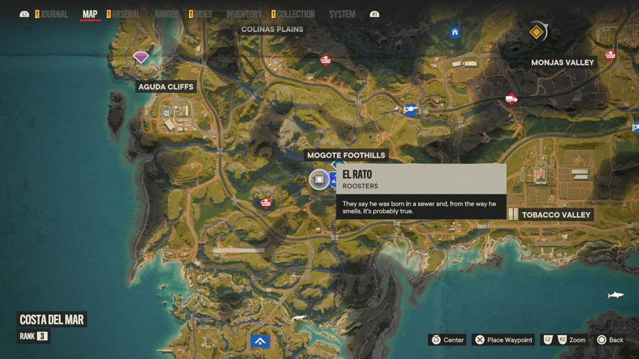 Far Cry 6 Rooster Location 2