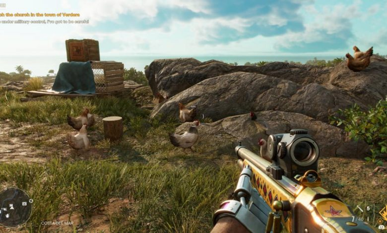 Far Cry 6 Rooster Location Guide