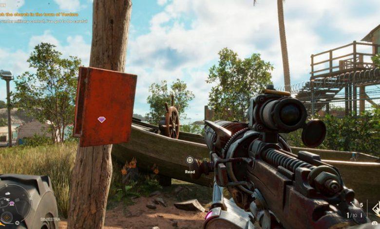 Far Cry 6 Treasure Hunt Location Guide