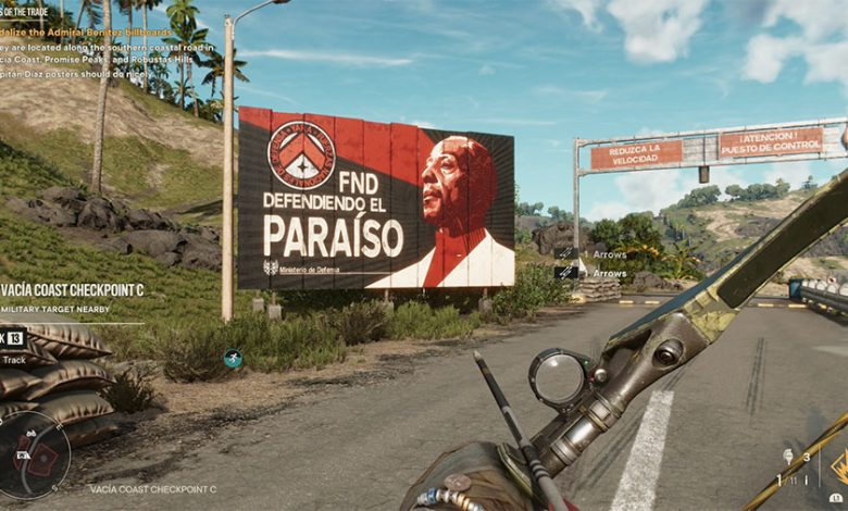 How To Take Over & Clear Checkpoints In Far Cry 6