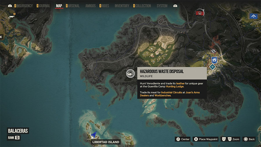 Where To Find Venodiente Leather In Far Cry 6