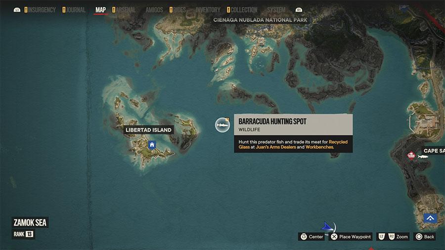 Where To Catch Barracuda