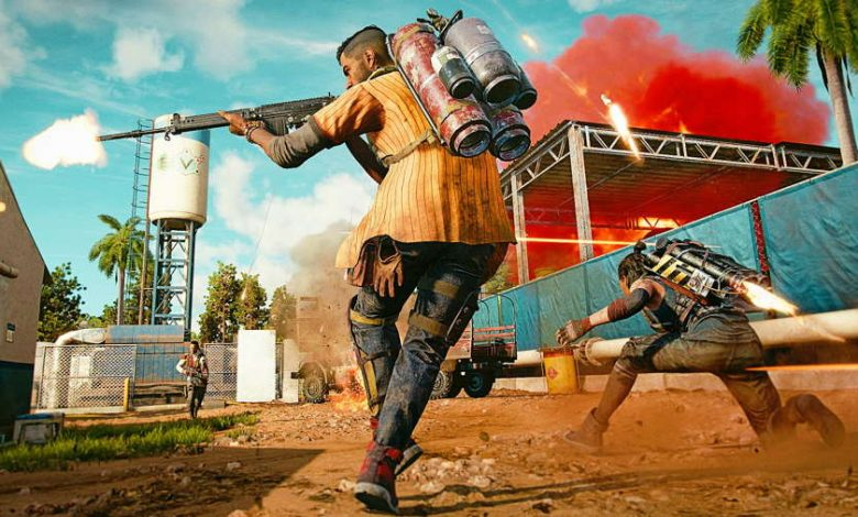 Where To Find All The AA Guns Uranium In Far Cry 6