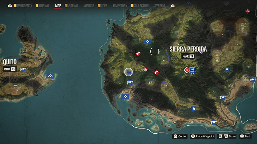 Where To Find Bullseye In Far Cry 6