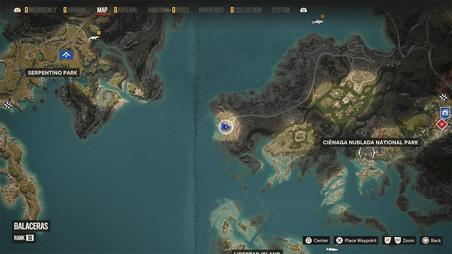 Where To Find The Snapshot In Far Cry 6