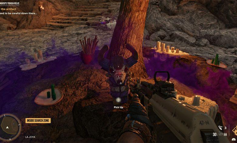 Where To Find Triada Relics In Far Cry 6
