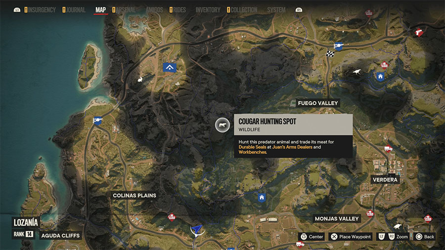 Where To Hunt Cougar