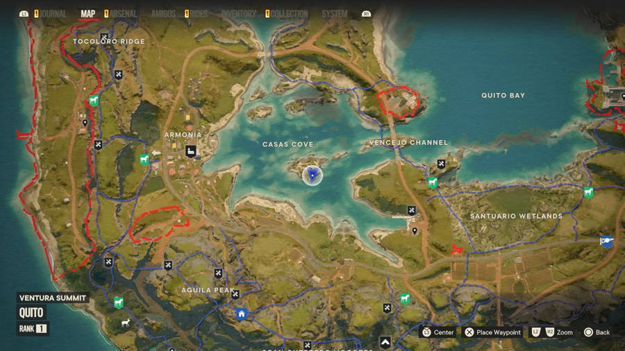 Where To Use The Mystery Key In Far Cry 6 2